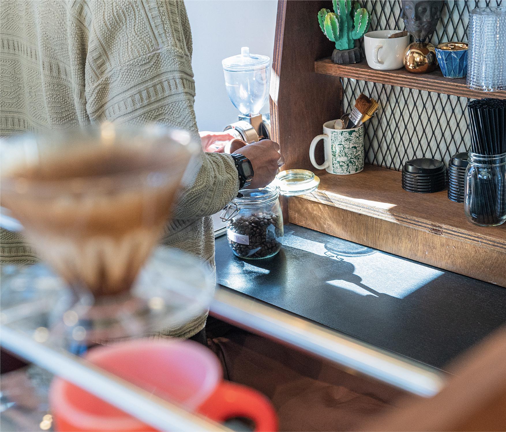 ブリッツコーヒーについて